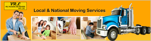 VRL Packers And Movers Hyderabad - Local & All India Movers